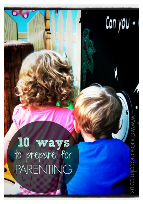 Preparing for Parenting
