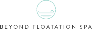 Float beyond logo